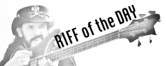 RIFF OF THE DAY LOGO